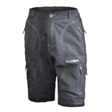 Funkier Rapallo Pro Baggy Knee Men's Grey