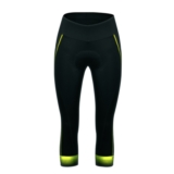 Funkier Sassari Pad C13 Knee Women's Black/Yellow