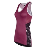 Funkier Sensano Sleeveless Top Women's Merlot