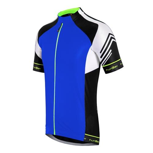 Funkier Sorrento Bike Jersey Men s Blue - Funkier Style   SG8.BLUE S16 ede24a6ed