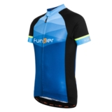 Funkier Spoleto Bike Jersey Men's Blue