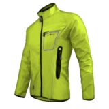 Funkier Tirano Rain Jacket Men's Yellow