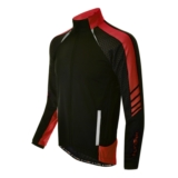 Funkier Tolmezo Softshell JKT Men's Black/Red