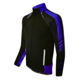 Funkier Tolmezo Softshell JKT Men's Black/Royal Blue