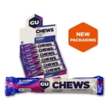 GU Energy Chews Case of 18 Blueberry Pomegrante