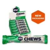 GU Energy Chews Case of 18 Watermelon