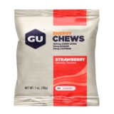 GU Energy Chews Single Strawberry