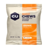 GU Energy Chews Single Orange