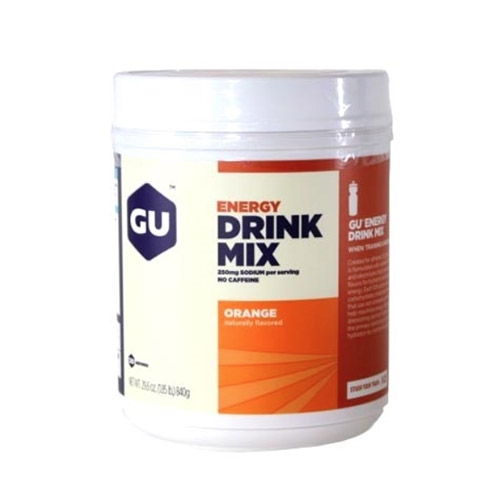 GU Energy Drink Cans 30Serving Orange