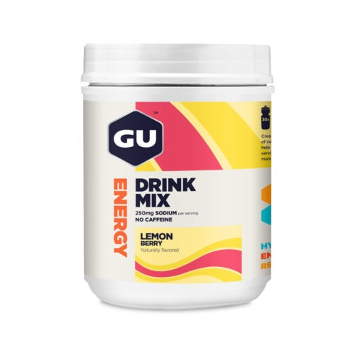 GU Energy Drink Cans 30Serving Lemon Berry