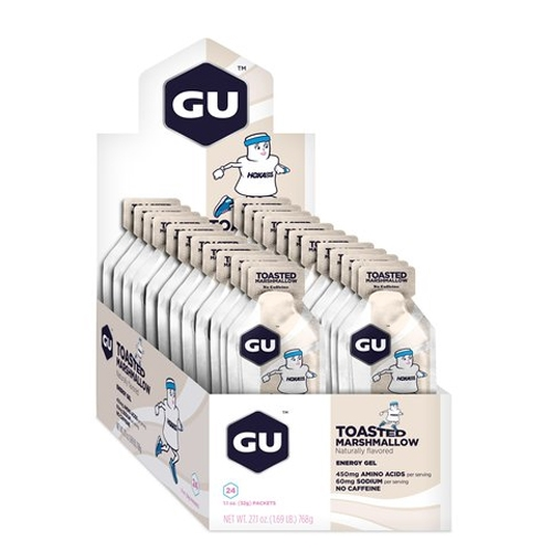 GU Gel Case of 24 Toasted Marshmallow