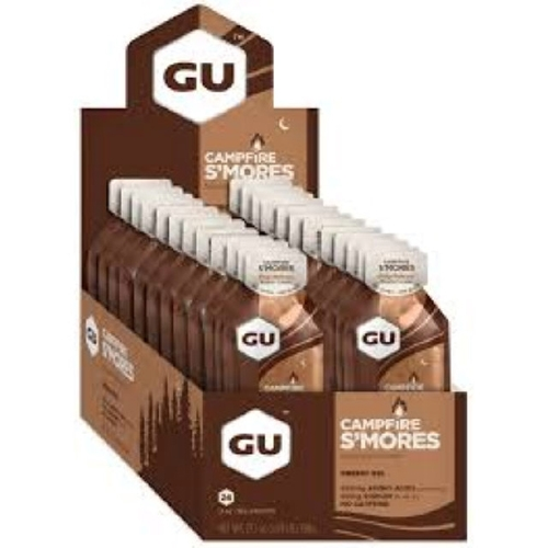 GU Gel Case of 24 Campfire S'Mores