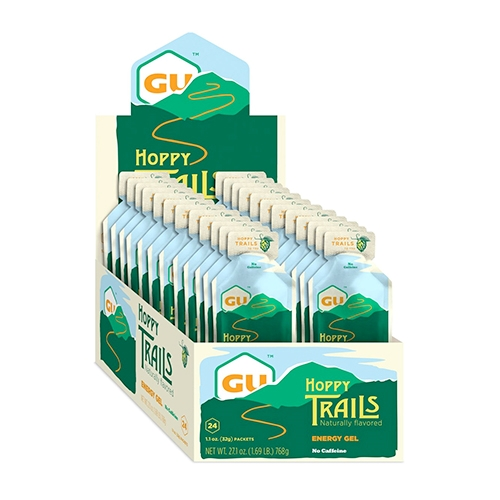 GU Gel Case of 24 Hoppy Trails