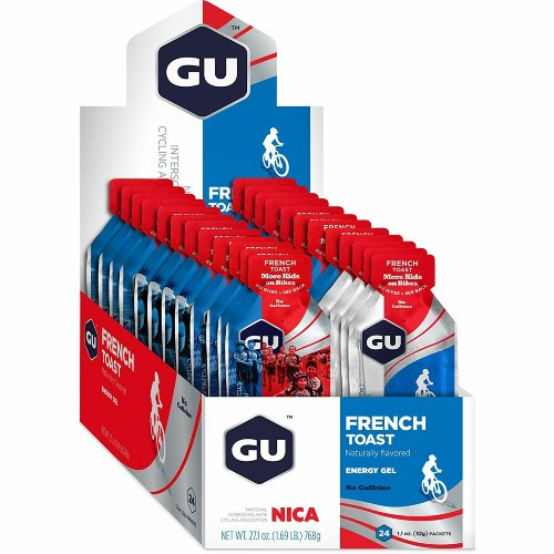 GU Gel Case of 24 French Toast