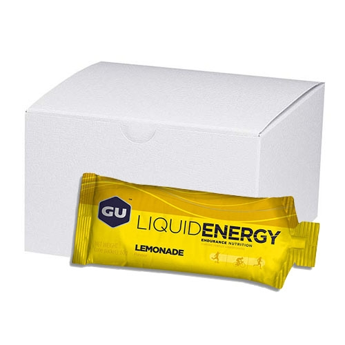 GU Liquid Energy Gel (Case 24) Lemonade