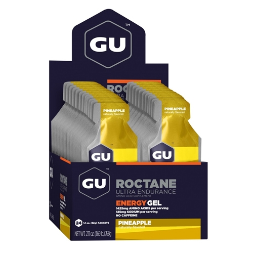 GU Roctane Case of 24 Pineapple