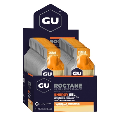 GU Roctane Case of 24 Vanilla Orange