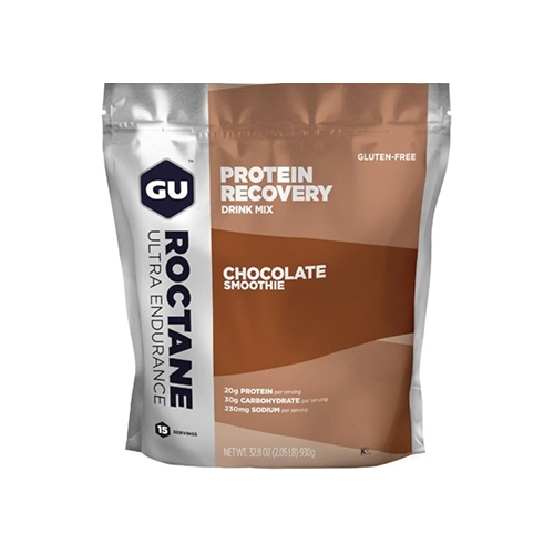 GU Roctane Protein Recovery Chocolate Smoothie 15 Serving