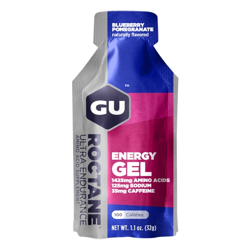 GU Roctane Single Blueberry Pomegranate