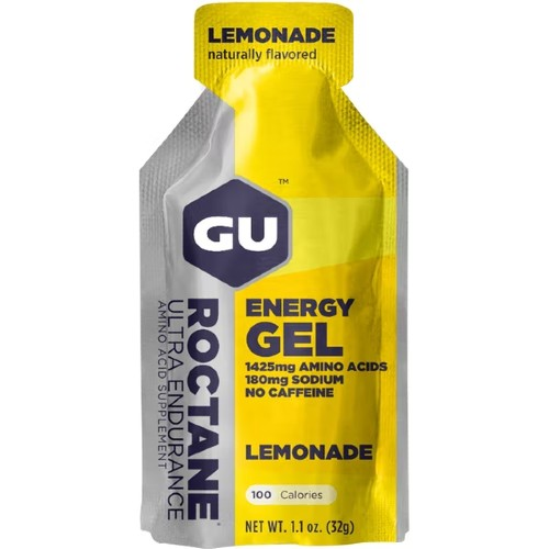 GU Roctane Single Lemonade