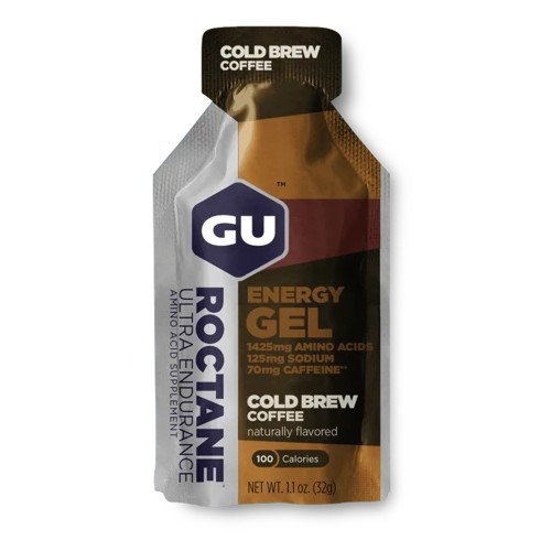 GU Roctane Single Cold Brew Coffee