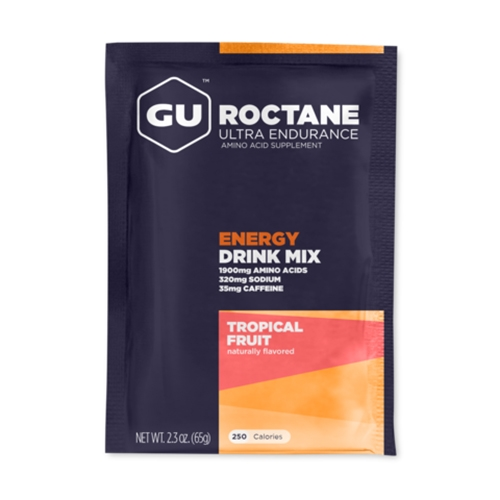 GU Roctane Ultra Energy Drink Tropical Fruit (Single)