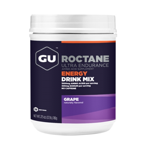 GU Roctane Ultra Energy Drink Grape (12 Servings)