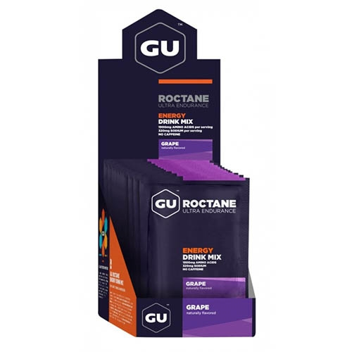 GU Roctane Ultra Energy Drink Grape (10 Packets)