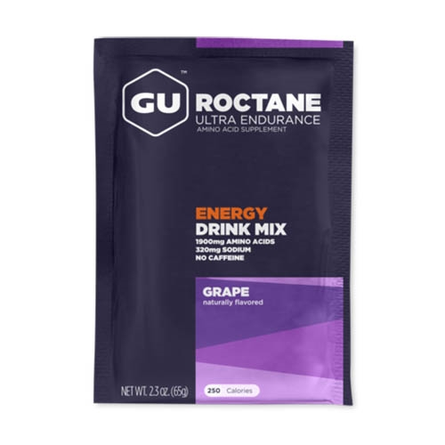 GU Roctane Ultra Energy Drink Grape (Single)