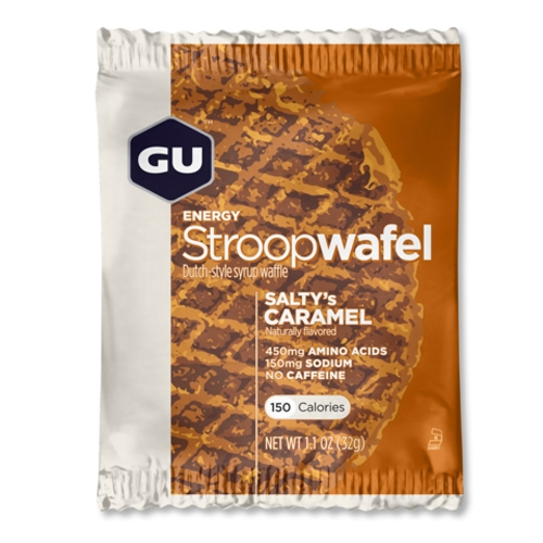 GU Stroopwafel Single Salty's Caramel