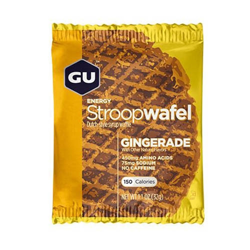 GU Stroopwafel Single Gingerade