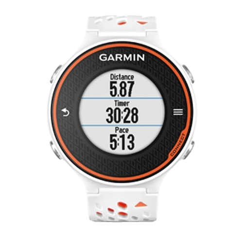 Garmin Forerunner 620 Unisex Orange/White