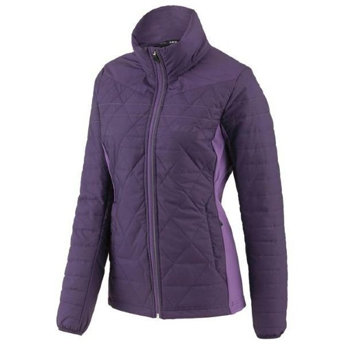 Garneau Ardent Jacket Women's Logo Berry
