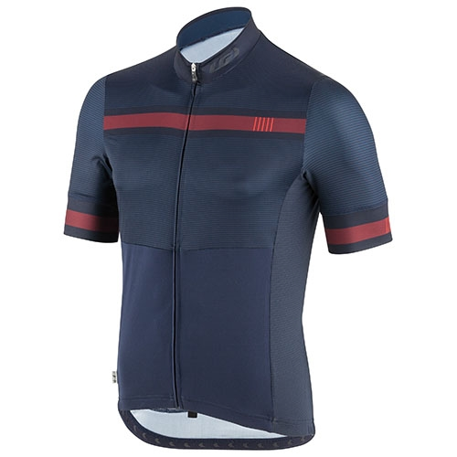 Garneau Art Factory Jersey Men's Navy Stripe