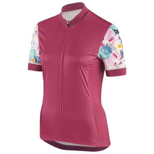 Garneau Art Factory Jersey Women's Shiraz Multi