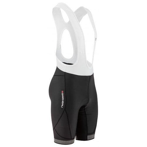 Garneau CB Neo Power Bib Men's White/Black