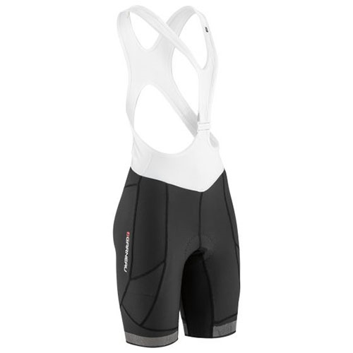 Garneau CB Neo Power Bib Women's White/Black