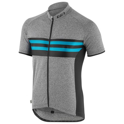 Garneau Classic Jersey Men's Grey Stripe
