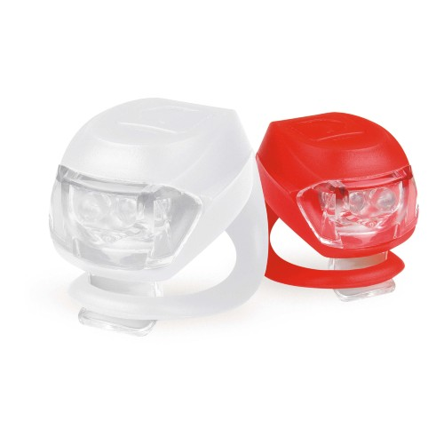Garneau Combo Safety Light Red/Clear