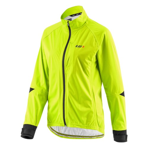 Garneau Commit Waterproof JKT Women's Bright Yellow