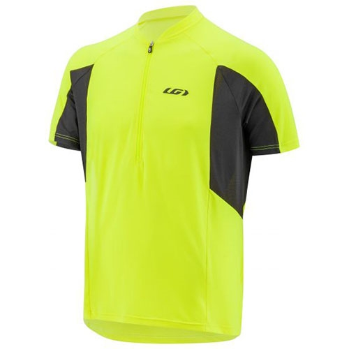 Garneau Connection Jersey Men's Neon