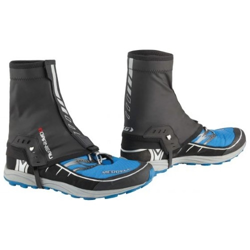 Garneau Course R2 Gaiters Unisex Black