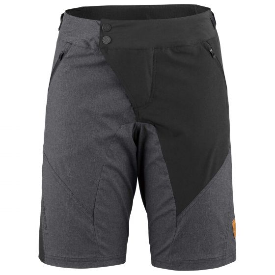 Garneau Dirt Shorts Women's Black/Grey