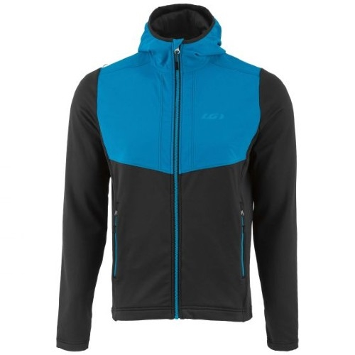 Garneau Edge Hoodie Men's Blue/Black