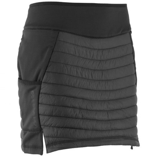 Garneau Edge Reversable Skirt Women's Black/Teal