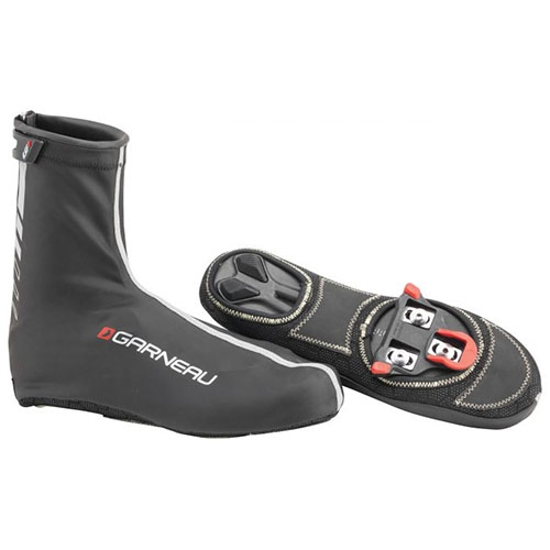 Garneau H2O II Shoe Covers Unisex Black