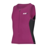 Garneau Jr Comp 2 Sleeveless Kid's Purple/Black