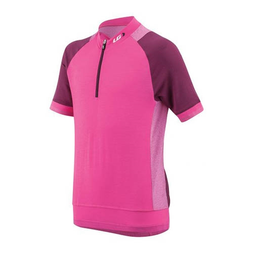 Garneau Lemmon Jr Jersey Kid's Pink