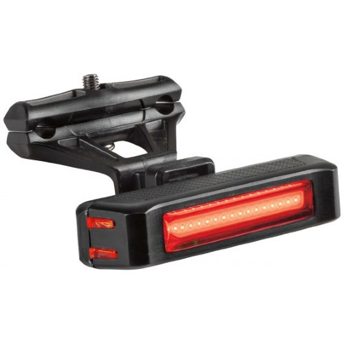 Garneau Lux Rear Light 65 Lm Red USB Rechargeable