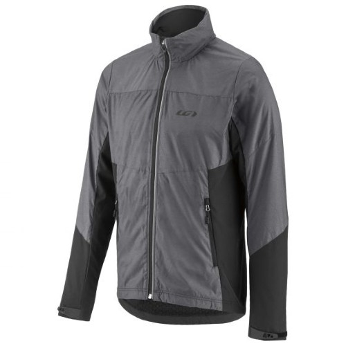 Garneau Mondavi Jacket Men's Black/Grey